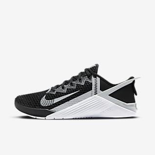 Nike Metcon 6 FlyEase 男/女训练鞋