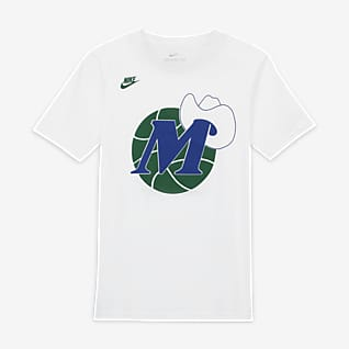 Dallas Mavericks Classic Edition Samarreta Nike NBA Logo - Nen/a