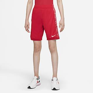 Nike Dri-FIT Trophy 大童 (男童) 印花訓練短褲