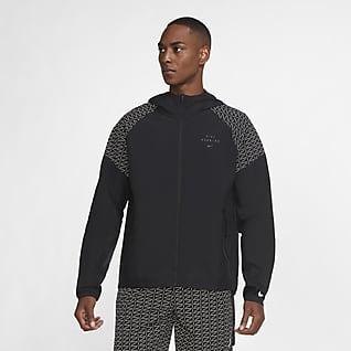 Nike Essential Run Division Flash เสื้อแจ็คเก็ตวิ่งผู้ชาย