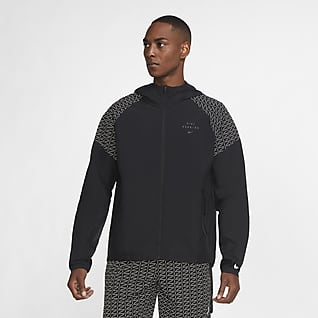 Nike Essential Run Division Flash Men's Running Jacket