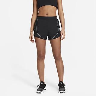 Nike Air Shorts de running con estampado para mujer