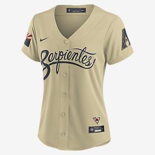 MLB Arizona Diamondbacks City Connect Women's Replica Baseball Jersey