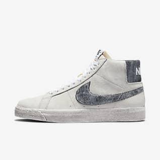 Nike SB Zoom Blazer Mid Premium รองเท้าสเก็ตบอร์ด