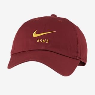 A.S. Roma Heritage86 Regulowana czapka