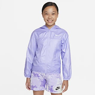 Nike Essential 大童(女孩)训练夹克