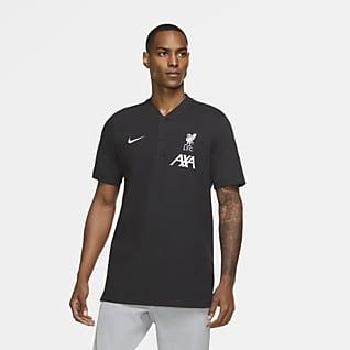 Liverpool FC 男款有領衫