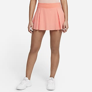 Nike Club Rock Kurzer Tennisrock für Damen