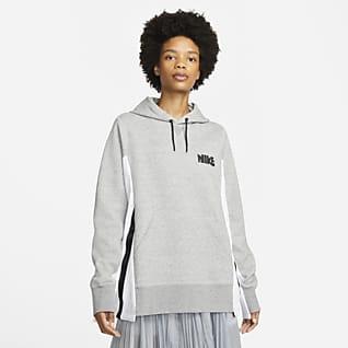 Nike x sacai Felpa con cappuccio