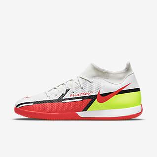Nike Phantom GT2 Academy Dynamic Fit IC Fußballschuh für Hallen- und Hartplätze