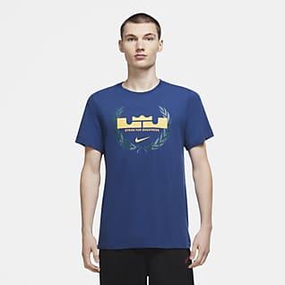 Nike Dri-FIT LeBron Logo T-shirt da basket - Uomo