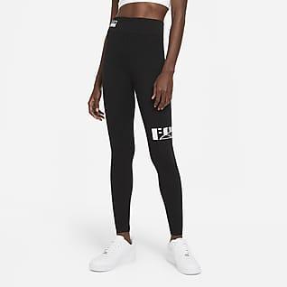 Nike Sportswear Leg-A-See Leggings de cintura alta para mujer