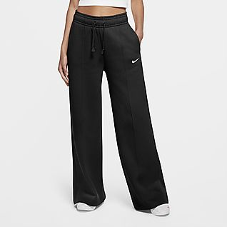 Nike Sportswear Trend Pantalones de tejido Fleece para mujer