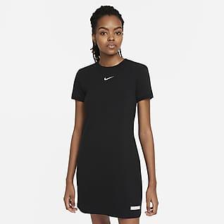 Nike Sportswear Icon Clash Vestido de manga corta para mujer