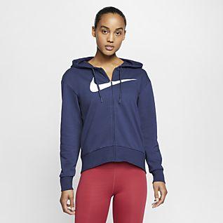 Donna Allenamento & palestra Felpe & maglie. Nike IT