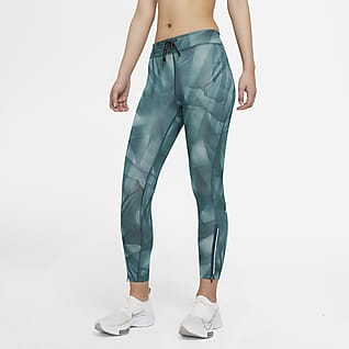 Nike Epic Faster Run Division Women's Mid-Rise 7/8 Running Leggings