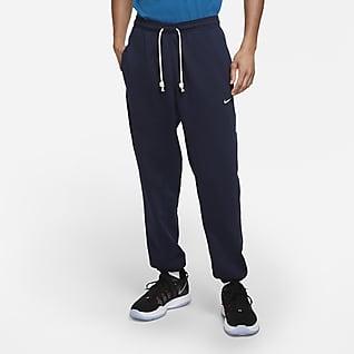 Nike Dri-FIT Standard Issue Calças de basquetebol para homem