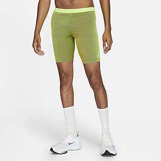 Nike AeroSwift Męskie legginsy do biegania 1/2
