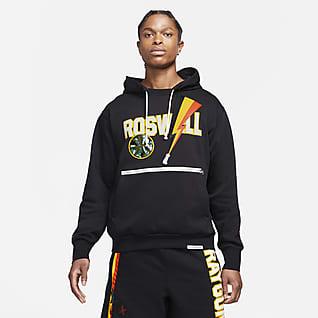Nike Dri-FIT Rayguns Ανδρική μπλούζα μπάσκετ κορυφαίας κατηγορίας με κουκούλα