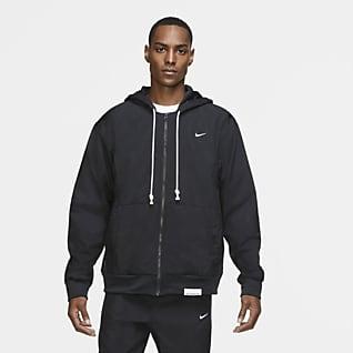 Nike Standard Issue Winterized Sudadera con capucha de básquetbol para hombre