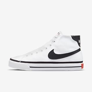 Nike Court Legacy Canvas Mid Men's Shoe