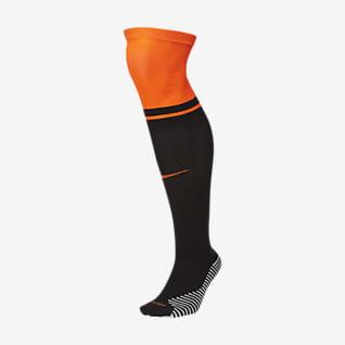 Pays-Bas 2020 Stadium Domicile/Extérieur Chaussettes de football hautes