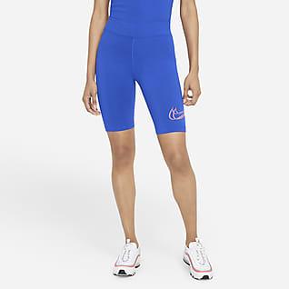 Nike Sportswear Essential Shorts de ciclismo de danza para mujer