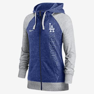 Nike In Pocket Gym Vintage (MLB Los Angeles Dodgers) Women's Full-Zip Hoodie