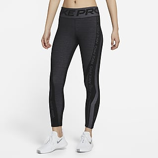 Nike Pro HyperWarm Trainingstights voor dames