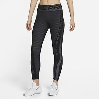 Nike Pro HyperWarm Träningstights för kvinnor