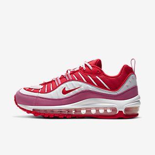 Mitad de precio comprar el más nuevo bastante agradable Mujer Rojo Calzado. Nike US