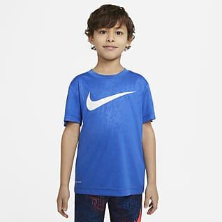 Nike Dri-FIT Little Kids' Print T-Shirt