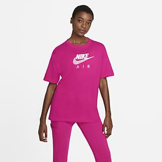 Nike Air 女款男友版上衣
