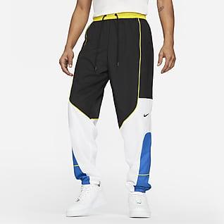 Nike Throwback Basketbalbroek voor heren