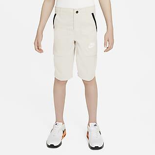 Nike Sportswear Шорты карго для мальчиков школьного возраста