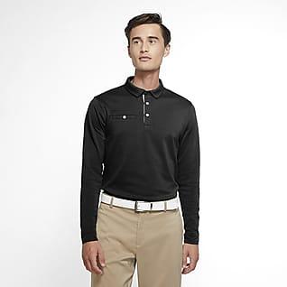 Nike Dri-FIT Player Men's Long-Sleeve Golf Polo