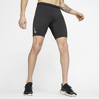 Nike AeroSwift Løpetights i halv lengde til herre