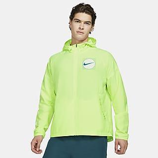 Nike Essential Wild Run Chamarra de running para hombre