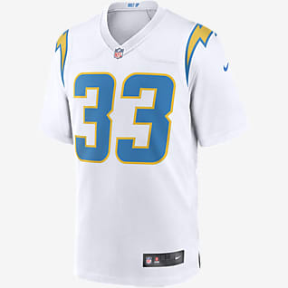 NFL Los Angeles Chargers (Derwin James) Men's Game Football Jersey