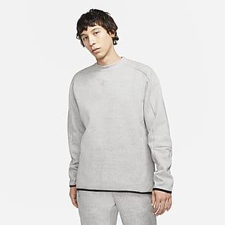 Nike Sportswear Tech Fleece Genser med rund hals til herre
