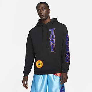 "LeBron x Space Jam: A New Legacy ""Tune Squad"" Ανδρική μπλούζα με κουκούλα Nike"