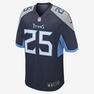 NFL Tennessee Titans (Adoree' Jackson) Men's Game Football Jersey