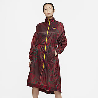 Nike Sportswear Chamarra de tejido Woven para mujer