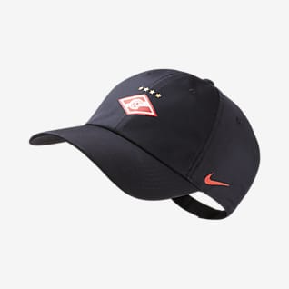 Spartak Moscow Heritage86 Adjustable Hat