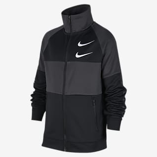 Nike Sportswear Swoosh Older Kids' (Boys') Jacket
