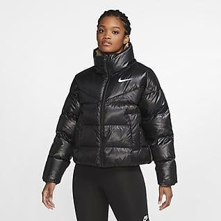 Dunparkas Nike Sportswear Jacka för kvinnor