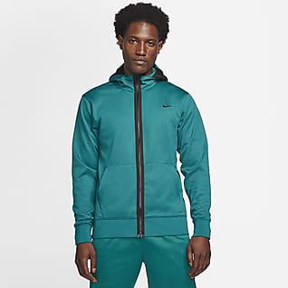 Nike Therma Flex Showtime Sudadera con capucha de básquetbol para hombre