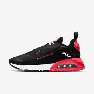 Hombre Rojo Calzado. Nike CL