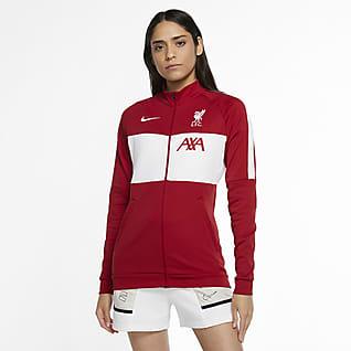 Liverpool F.C. Women's Football Tracksuit Jacket