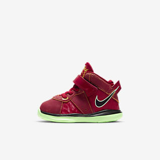 Nike LeBron 8 Baby/Toddler Shoe